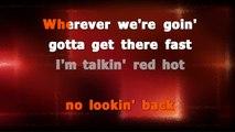 Dustin Lynch - Seein' red KARAOKE / INSTRUMENTAL