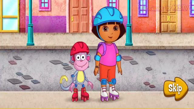 Dora the Explorer Games: Nick Jr. Skate Adventure for Kids TV