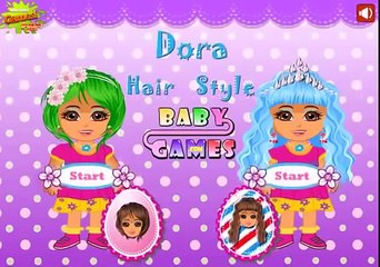 Dora lExploratrice en Francais dessins animés Episodes complet Dora hair style and make up g54xH