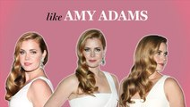 How to Get Amy Adams' Old Hollywood Waves