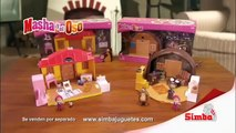 Masha y El Oso Masha and The Bear Masza i Niedżwiedź vs Zombie Zity TV Toys Commercial