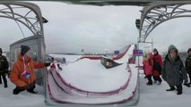 Big Air! Breathtaking snowboard jump in 360-USDwh3pEq8c