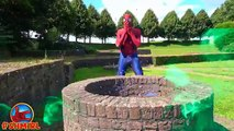 Bath Time! Frozen Elsa Bathtime Elsa Dating New Boyfriend Spiderman Superhero Real Life Prank Videos