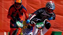 Colombia Pajón wins back to back women's BMX golds medals Rio Olympics 2016--QtBml--CWM