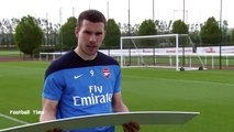 Amazing Reactions From Arsenal's Players To Mean Tweets From Fans!