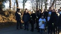 Marche blanche en hommage aux victimes de Vendée