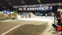 BMX Indoor de Tours 2017 - Finales Dames et Hommes Open Supercross