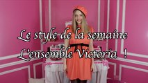 "L' ensemble Victoria ""By Capucine Ackermann"""