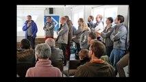 Louvain-la-Neuve : inauguration officielle des travaux aux terrains de hockey