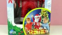 PLAYMOBIL XXL WEIHNACHTSMANN TRIFFT KAAN! Playmobil Video Deutsch - Spiel mit mir Kinderspielzeug-MuNSlsDknck
