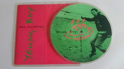 """Paul McCartney """"Young boy"""" PICTURE DISC"""