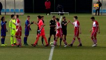 [HIGHLIGHTS] FUTBOL (Juvenil A): FC Barcelona – Sabadell (4-1)