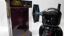 DARTH VADER!! HUGE! Star Wars Play-Doh Surprise Egg Opening with Star Wars Toys
