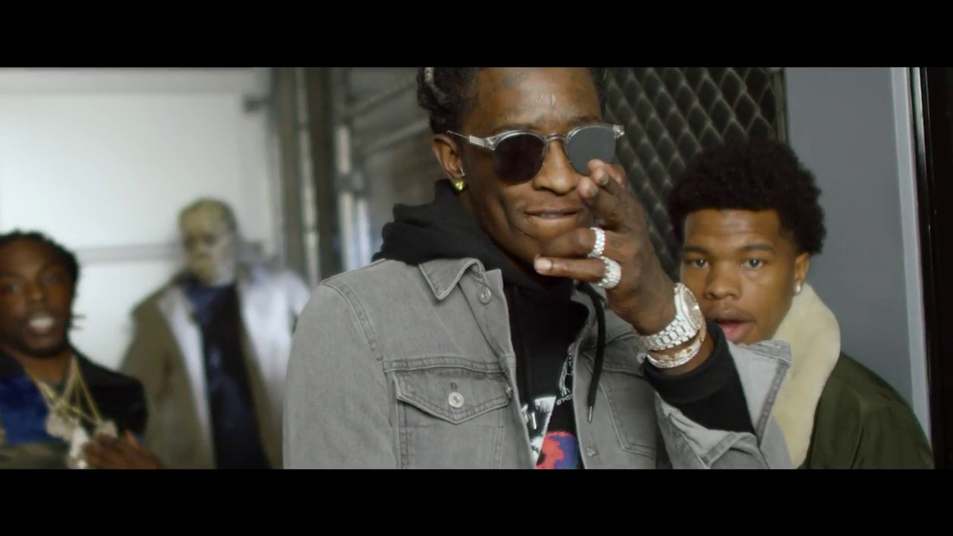 YOUNG THUG ft QUAVO & OFFSET & YOUNG SCOOTER
