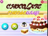 Cooking Chocolate Cheesecake | Best Game for Little Girls - Baby Games To Play