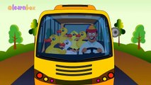 Wheels On The bus | Duck Wheels On The bus Nursery Rhymes for Children Hot Wheels Bus Songs
