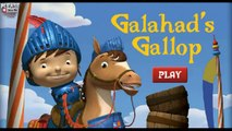 watch Mike the Knight cartoons Galahas Gallop - Mike le Chevalier jeux cartoons dessins animés