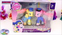 My Little Pony Wonderbolts Fluttershy Pinkie Pie General Flash Surprise Egg and Toy Collector SETC