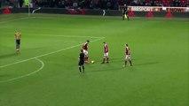 Le coup-franc original de Ben Osborn, Nottingham Forest contre Bristol City