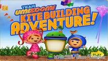 Team Umizoomi Full Episodes Nick Jr New KITE BUILDING ADVENTURE|Команда Умизуми-Парад фигур
