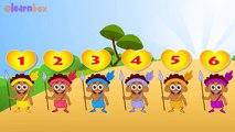 Ten Little Indians - Nursery Rhymes - Children Rhymes - Kids Songs