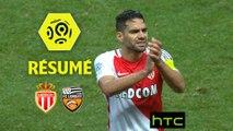 AS Monaco - FC Lorient (4-0)  - Résumé - (ASM-FCL) / 2016-17