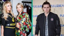 Sofia Richie Enjoys a Date Night With Brooklyn Beckham Parties With 'Sister' Paris Hilton