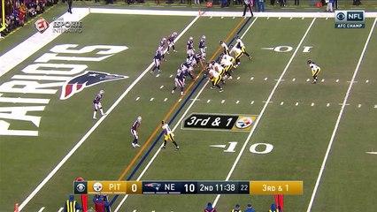 DeAngelo Williams anota o primeiro touchdown do Steelers no jogo