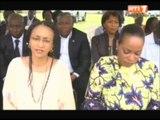 Lutte contre Ebola   inauguration le ministère de la santé et de la lutte contre le SIDA inaugure