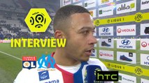 Interview de fin de match : Olympique Lyonnais - Olympique de Marseille (3-1) Ligue 1 / 2016-17