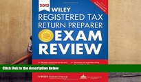 Read Book Wiley Registered Tax Return Preparer Exam Review 2012 The Tax Institute at H&R
