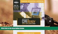 Read Book CPA Ready Comprehensive CPA Exam Review - 36th Edition 2007-2008: Financial Accounting