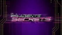 Mattel - Barbie Agents Secrets - Barbie & Side-Car Agent Secret - TV Toys