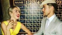 Derek and Julianne Hough Channel 'La La Land' for Nina Dobrev's Birthday Party