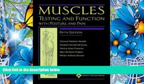 [Download]  Muscles: Testing and Function, with Posture and Pain (Kendall, Muscles) Florence