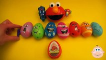 Kinder Surprise Egg Learn A Word! Spelling Play Doh Shapes! Lesson 7 Teaching Letters Opening Eggs