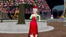 Frozen Songs Finger Family Nursery Rhymes | Frozen Christmas Songs Jingle Bells Jingle Bells Songs