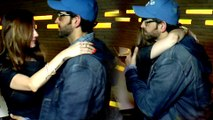 Hrithik Roshan & Sussanne Khan Hug And Make Up On A Dinner Date  Kaabil Promotions