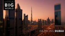 Dazzling Dubai (Time-Lapse - 4k - Tilt Shift)