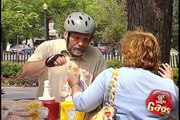Mustard Bottle Prank - Just For Laughs Gags