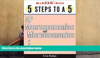 Free PDF 5 Steps to a 5 AP Microeconomics and Macroeconomics (5 Steps to a 5: AP Microeconomics