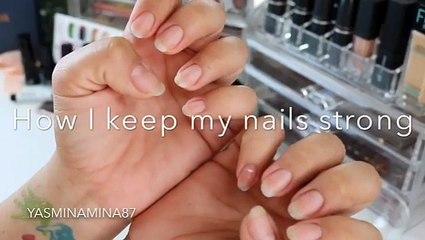 De l'ail pour de beaux ongles by @yasminamina87