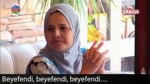 Müsəlman qadın İslam haqqında pis danışan adama həddini bildirdi
