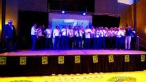 Chansons des conscrits de la « 7 » de Villefranche-sur-Saône : les 60 ans!
