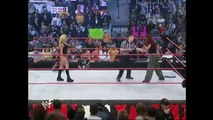 Lita vs Trish Stratus Bra & Panties Women's Title Match