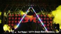 Avec 'Homework', Daft Punk danse au bal casqué - Pop&Co