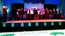 Chansons des conscrits de la « 7 » de Villefranche-sur-Saône : les 50 ans!