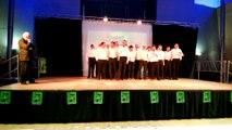 Chansons des conscrits de la « 7 » de Villefranche-sur-Saône : les 40 ans!