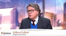 Gilbert Collard : «Hamon, c'est la gauche fumette»