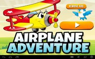 Airplane Adventure: Fly Planes / Самолет Приключения: Fly Самолетыfor Android GamePlay
